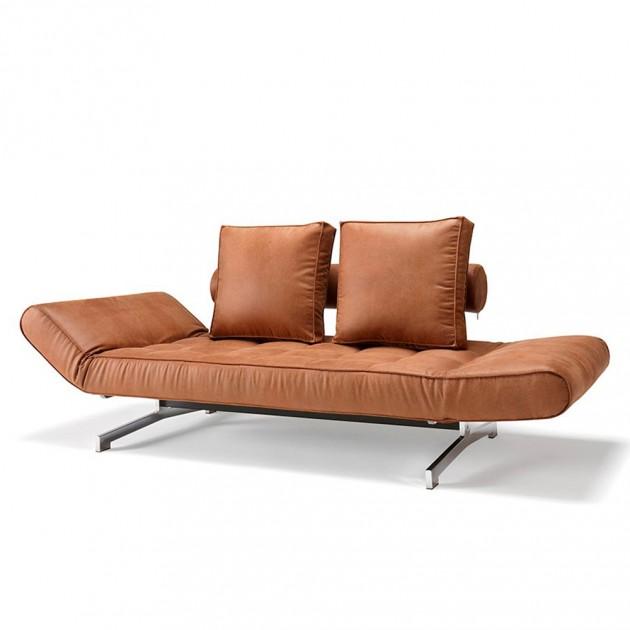 comprar Sofá cama Ghia patas cromadas de Innovation Living