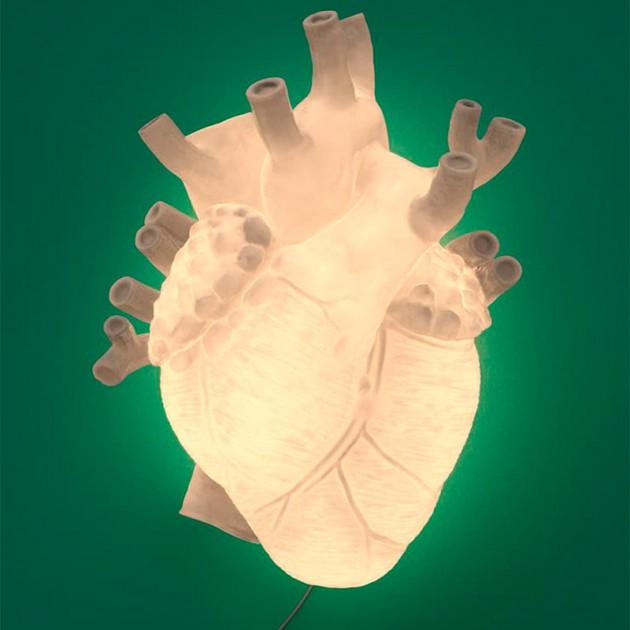 Heart Lamp Seletti