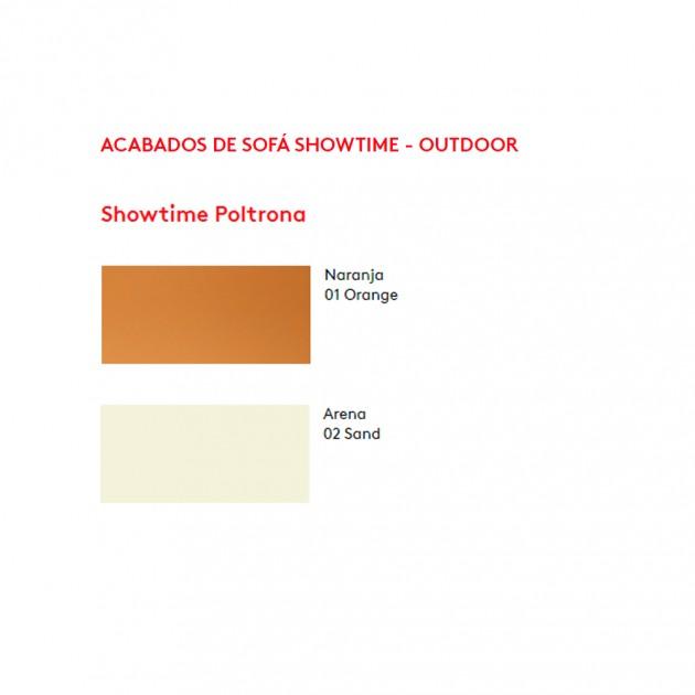 Sillón con capota Showtime de BD Barcelona en Moises Showroom