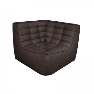 Módulo esquinero del sofá N 701 de Ethnicraft en Moises Showroom