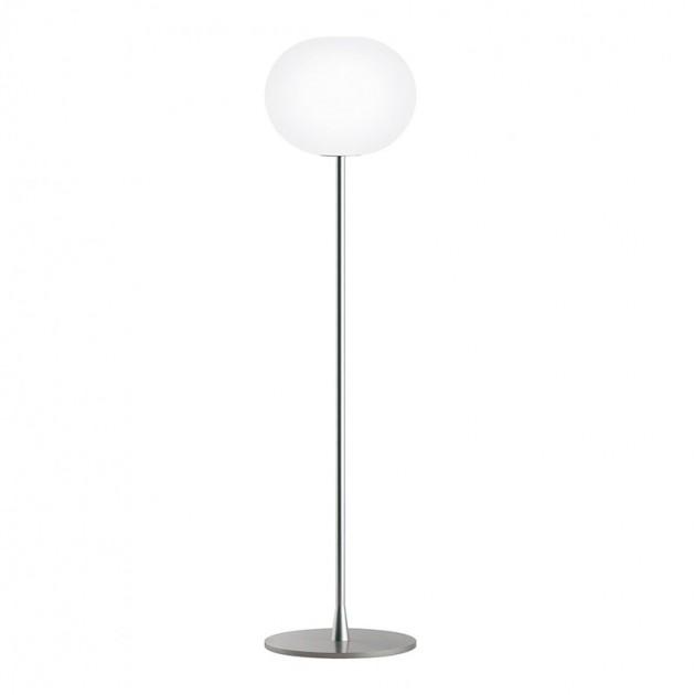 Lámpara Glo-Ball F de pie Flos