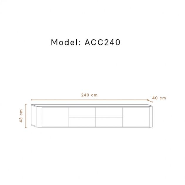 Adara AAC240 de Momocca en Moises Showroom