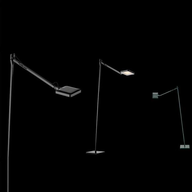 Lámpara Kelvin Led F suelo Flos