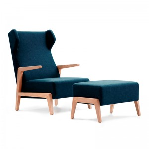 Butaca Boomerang Chill de Sancal en Moises Showroom