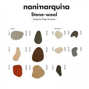 Alfombra Stone 9 Nanimarquina tamaños