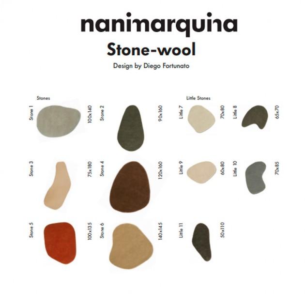 Alfombra Stone 2 Nanimarquina tamaños