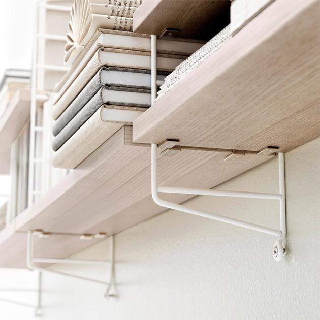 String system set de 3 estantes 58 x 20