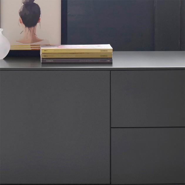 Composición 2 mueble Tv Lauki de Treku