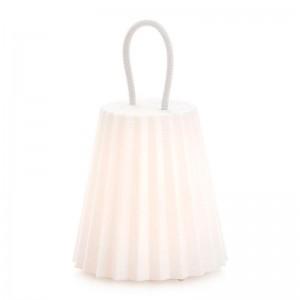 Lámpara portátil de exterior Plisy cordon blanco diabla outdoor
