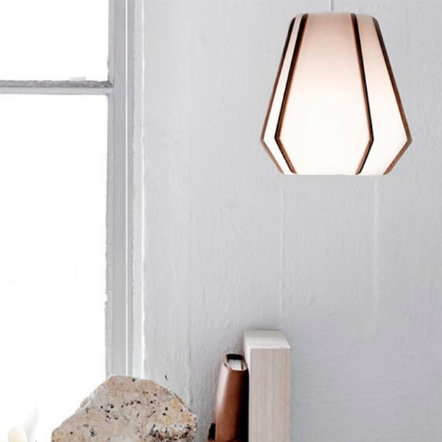 Ambiente con Lámpara Lullaby P1 de Fritz Hansen