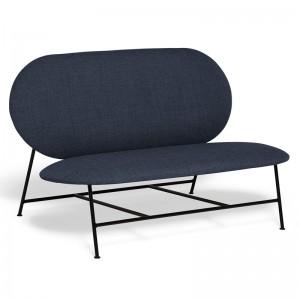 comprar Sofá Oblong de Northern color azul oscuro. Disponible en Moisés showroom