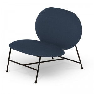 comprar Silla Oblong color azul oscuro de Northern. Disponible en Moisés showroom