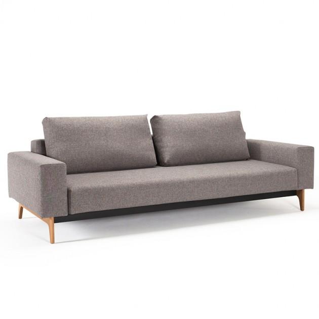 Comprar Sofá cama Idun color Gris 521 de Innovation Living