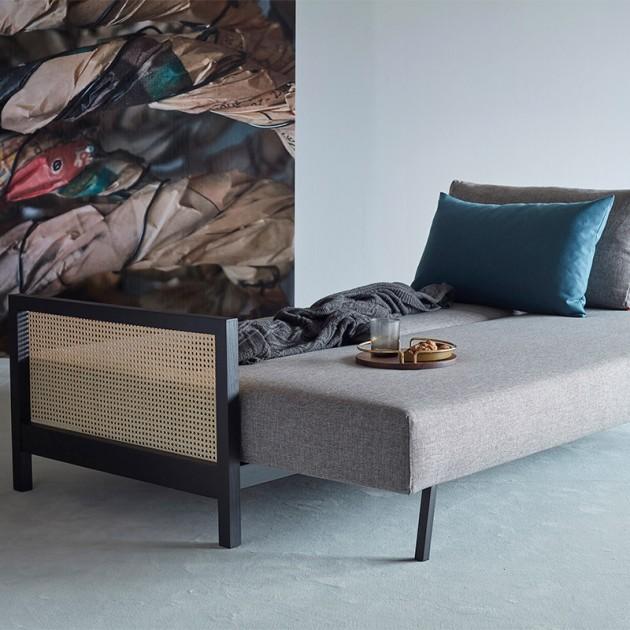 salon con cama sofá Narvi color 521 de Innovation Living
