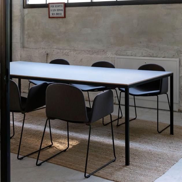 Ambiente 5 mesa comedor DRY de Ondarreta