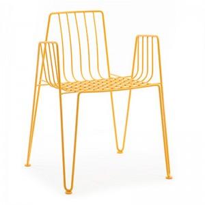 Silla Rambla Mobles 114 color amarillo