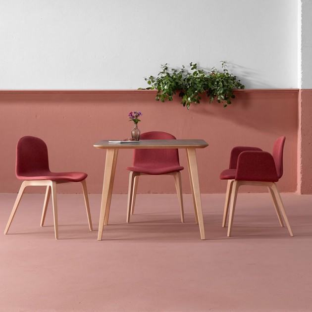 Ambiente silla Bob XL de Ondarreta en Moises Showroom