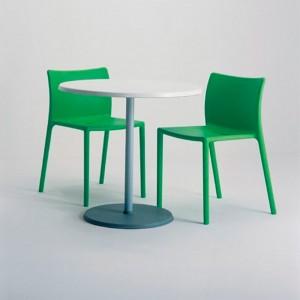ambiente Silla Air Magis color verde