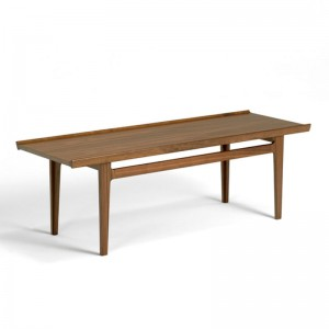 Mesa 500 Tabla rectangular de Finn Juhl en Moises Showroom