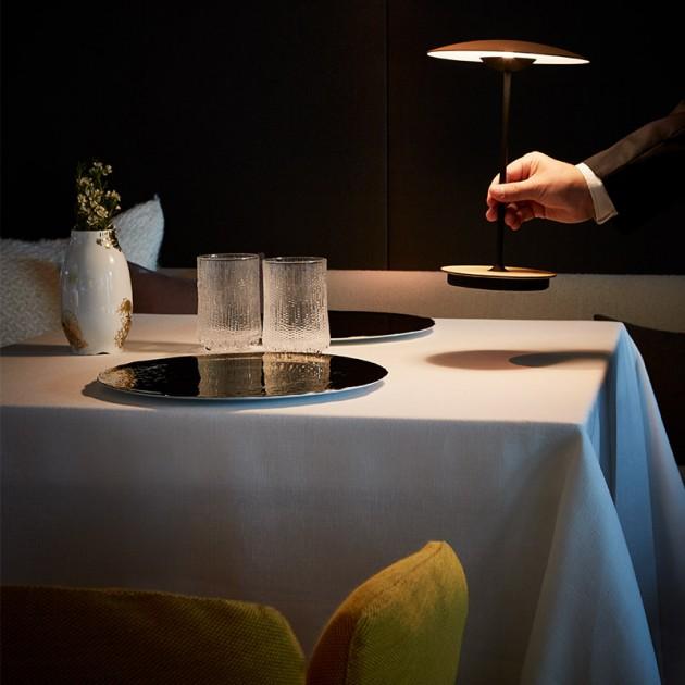 restaurante lámpara sobremesa Marset Ginger 20M