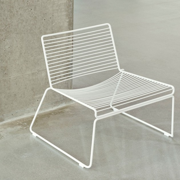 Hee lounge chair de Hay en Moises Showroom