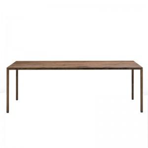 Mesa Tense Material Wood roble de MDF Italia en Moises Showroom