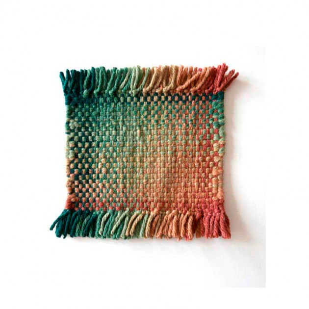 muestra tejido Alfombra Shade Palette 3 exterior Nanimarquina