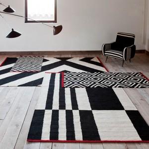 ambiente colección alfombras Melange Zoom Nanimarquina