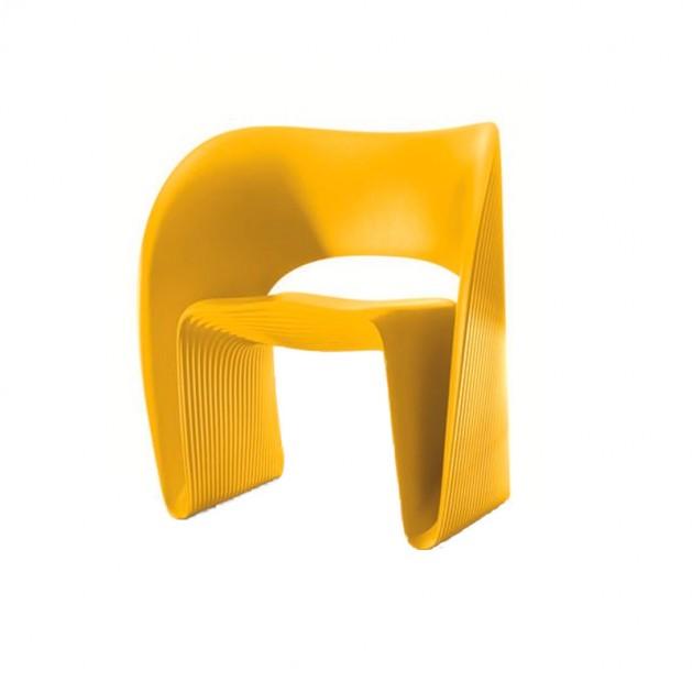 comprar butaca Raviolo amarillo Magis