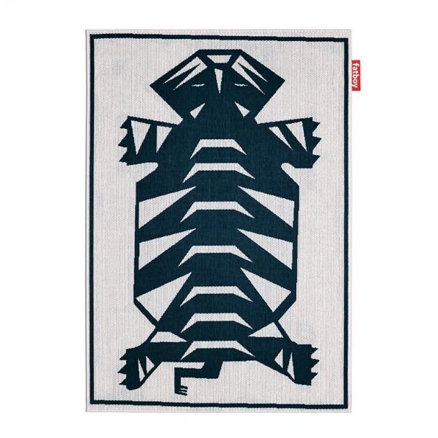comprar alfombra de exterior Carpretty Nottazebroh Fatboy azul