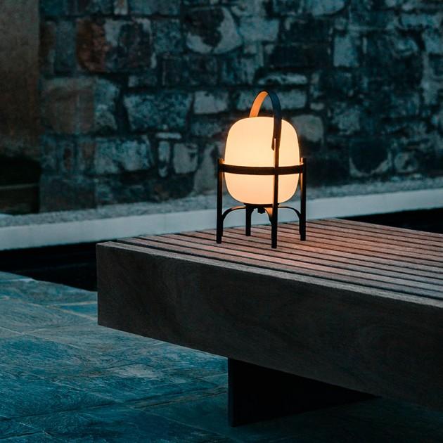 lámpara portátil de exterior Alubat Santa&Cole