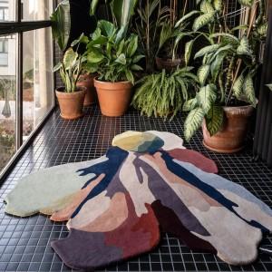 ambiente alfombra Flora Bloom 1 Nanimarquina