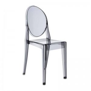 comprar silla Victoria Ghost Kartell ahumado