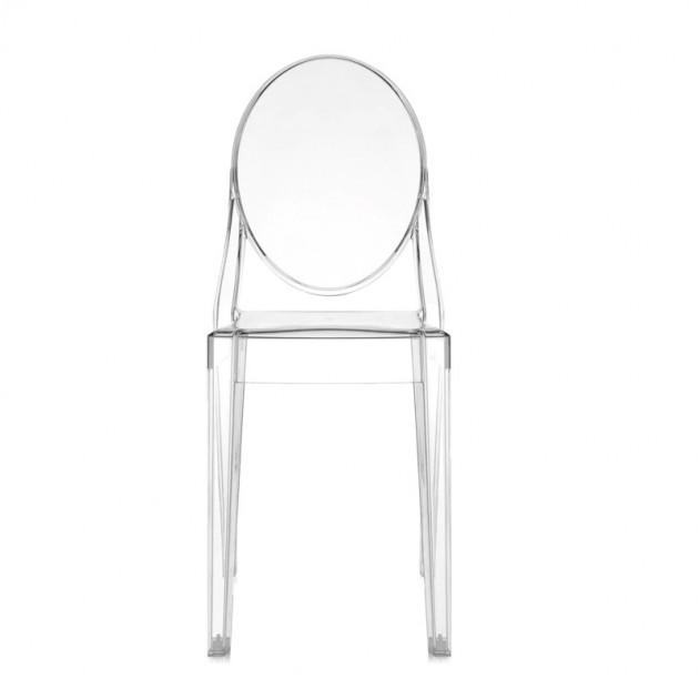 silla Victoria Ghost Kartell cristal