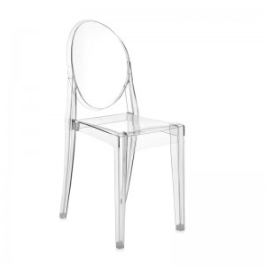 comprar silla Victoria Ghost Kartell cristal
