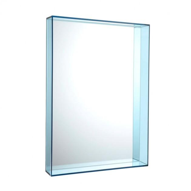 espejo Only me 50x70 Kartell azul