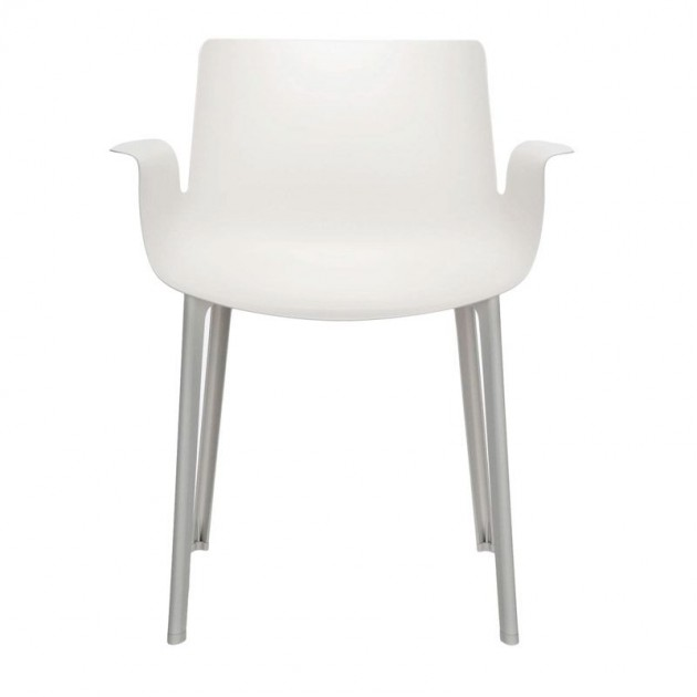 comprar silla Piuma Kartell blanca