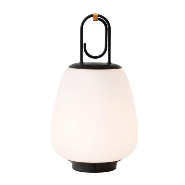 lámpara portátil Lucca SC51 &Tradition negra