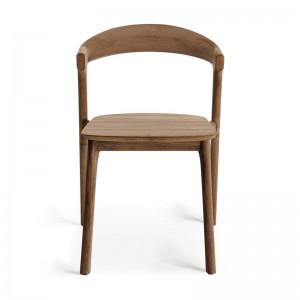 silla Bok madera teca Ethnicraft
