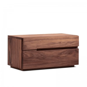 Mesilla Nightstand 64 de Zeitraum en nogal americano disponible en Moises Showroom