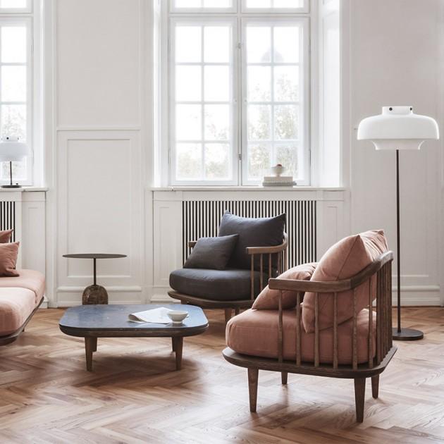 Lámpara de diseño para el salón Copenhagen SC14 Andtradition