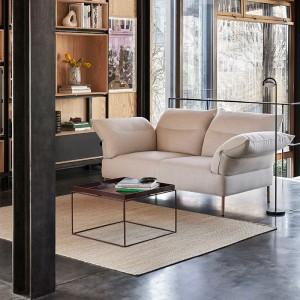 sofá Pandarine brazos reclinables 2 plazas HAY