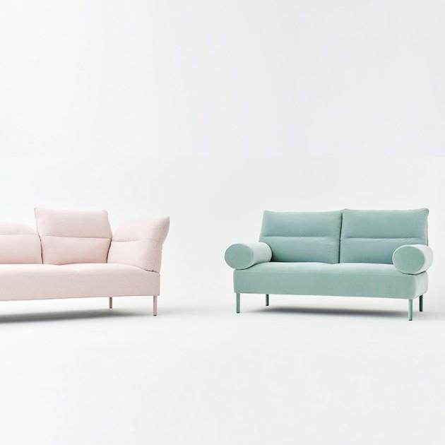 sofás Pandarine HAY pata tapizada