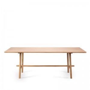 mesa Profile de comedor en roble Ethnicraft