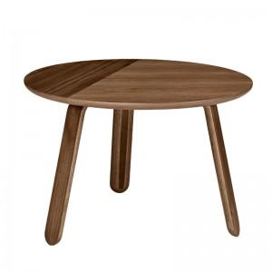 Paper coffee Table 60 cm nogal de Gubi en Moises Showroom