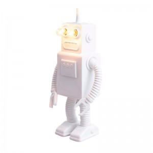 Robot lamp Seletti