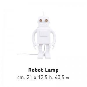 medidas Robot lamp