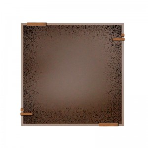 espejo pared Frameless bronze Ethnicraft