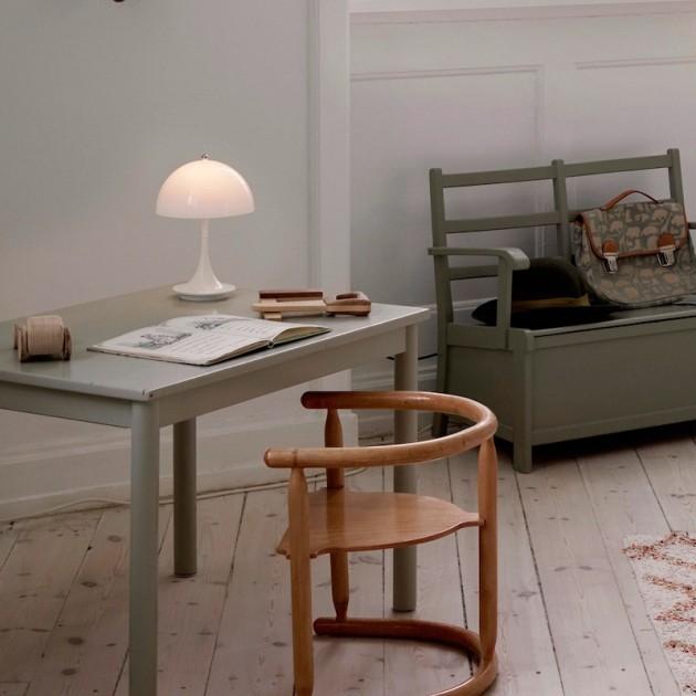 escritorio lámpara Panthella portable Louis Poulsen