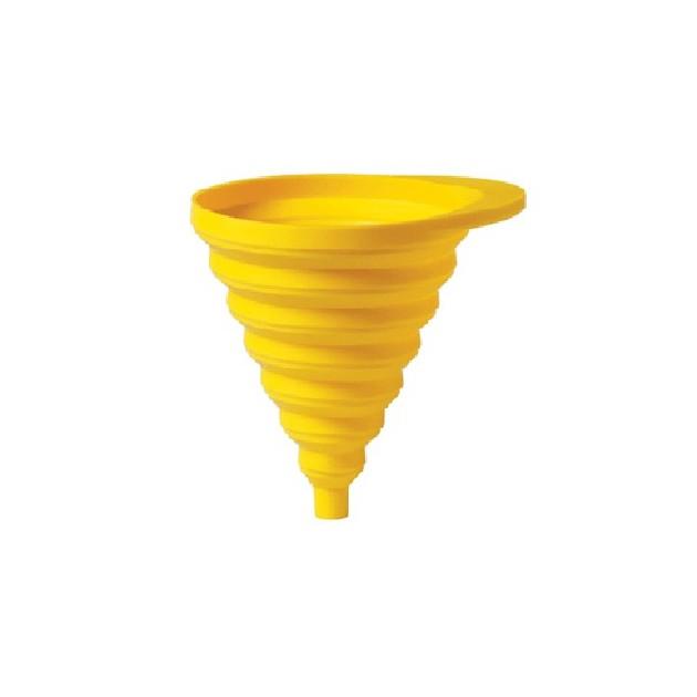 Embudo de cocina Funnel de Normann Copenhagen color amarillo